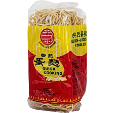 Noodles LONG LIFE αυγού, σούπα στιγμής (400g)