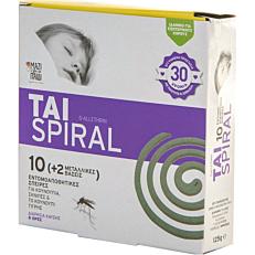 Εντομοαπωθητικό TAI σπείρες (10τεμ.)