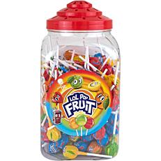 Γλειφιτζούρι ΒΙΑΠ LOL POP φρούτων (150τεμ.)