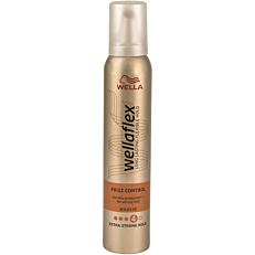 Αφρός μαλλιών WELLAFLEX για προστασία από το φριζάρισμα (200ml)