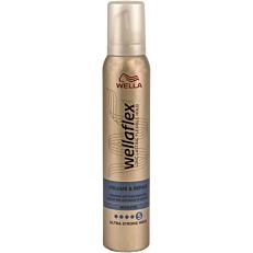 Αφρός μαλλιών WELLAFLEX για όγκο και επανόρθωση (200ml)