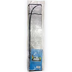 Ηλιοπροστασία αλουμινίου 70x135cm