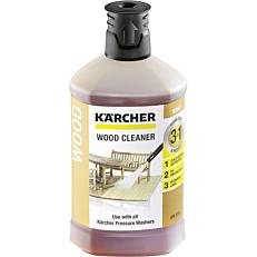 Καθαριστικό KARCHER 3 σε 1 ξύλινων δαπέδων (1lt)