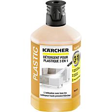 Καθαριστικό KARCHER 3 σε 1 πλαστικών επιφανειών (1lt)