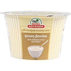 Γλύκισμα ΦΑΡΜΑ ΚΟΥΚΑΚΗ με βανίλια από φρέσκο γάλα (170g)