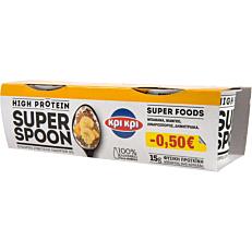 Γιαούρτι επιδόρπιο ΚΡΙ ΚΡΙ superspoon μάνγκο -0,50€ (2x170g)