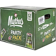 Μπύρα MYTHOS (12x250ml)