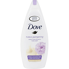 Αφρόλουτρο DOVE Purely pampering sweet cream & peony (750ml)