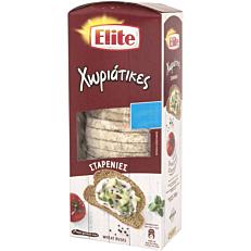 Φρυγανιές ELITE χωριάτικες σταρένιες (240g)