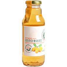Χυμός HIPPOCRATES ιπποφαές (300ml)