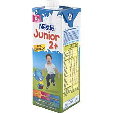 Ρόφημα γάλακτος NESTLE Neslac Junior 2+ συμπυκνωμένο (1lt)