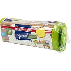 Ψωμί ΠΑΠΑΔΟΠΟΥΛΟΥ για τοστ γεύση2 σίκαλης (700g)