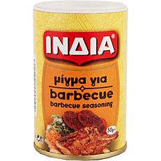 Μείγμα μπαχαρικών ΙΝΔΙΑ μείγμα για barbecue (50g)