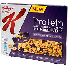 Μπάρες δημητριακών KELLOGG'S πρωτεΐνης (4x28g)
