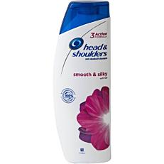 Σαμπουάν HEAD & SHOULDERS για απαλά μεταξένια μαλλιά (360ml)