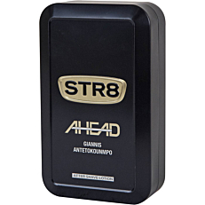 After shave STR8 AHEAD GIANNIS ANTETOKOUNMPO lotion (100ml)