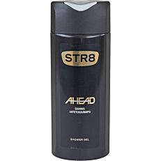 Αφρόλουτρο STR8 BODY AHEAD GIANNIS ANTETOKOUNMPO (400ml)