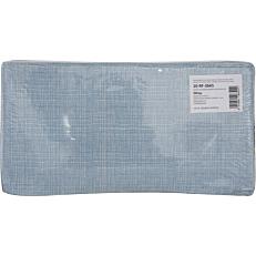 Τραπεζομάντηλα καμβάς γαλάζιο μπλε 1x1m (50τεμ.)