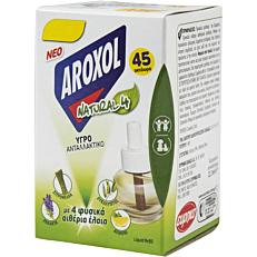 Εντομοαπωθητικό AROXOL υγρό ανταλλακτικό