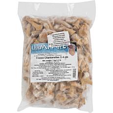 Μανιτάρια κανθαρέλες ολόκληρα κατεψυγμένα (1kg)