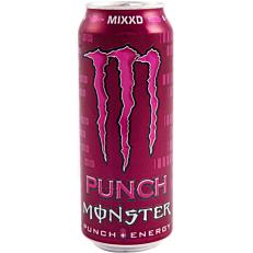 Ενεργειακό ποτό MONSTER PUNCH (500ml)