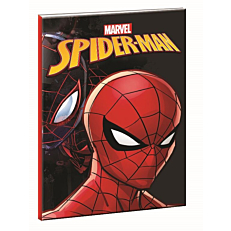 Τετράδιο GIM Spiderman 17X25cm