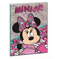 Τετράδιο GIM Minnie 17X25cm