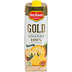 Χυμός DEL MONTE GOLD ανανά (1lt)