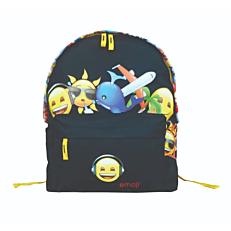 Σακίδιο emoji πλάτης funny friends