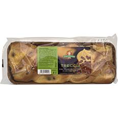 Treccia GECCHELE με κρέμα και σταφίδες (300g)