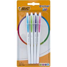 Στυλό διαρκείας BIC cristal UP FUN
