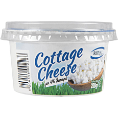 Τυρί cottage ROYAL (200g)