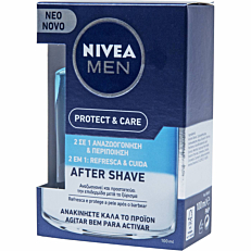After shave NIVEA MEN protect & care (100ml)