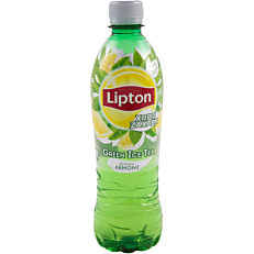 Αφέψημα LIPTON πράσινο τσάι λεμόνι χωρίς ζάχαρη (500ml)