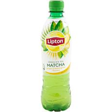 Αφέψημα LIPTON Matcha ginger & lemongrass (500ml)