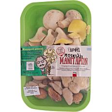 Ποικιλία φρέσκων μανιταριών (300g)