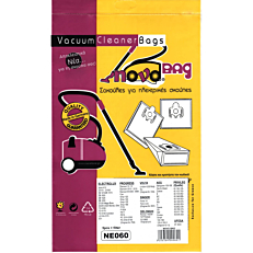Σακούλα σκούπας NOVOBAG για Electrolux X10AEG