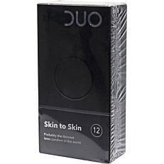 Προφυλακτικά DUO Skin to Skin (12τεμ.)