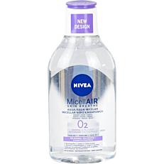 Νερό ντεμακιγιάζ NIVEA MicellAIR (400ml)