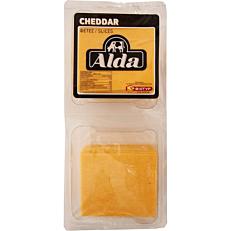 Τυρί ALDA cheddar σε φέτες (800g)