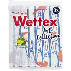 Σπογγοπετσέτα WETTEX art collection (3τεμ.)