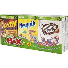 Δημητριακά NESTLE παιδικά mix (6x200g)