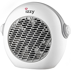 Αερόθερμο IZZY earpiece 2000W