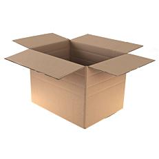 Χαρτοκιβώτιο καφέ 40,5x31x29,6cm