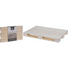 Πιατέλα ξύλινη