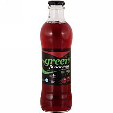 Αναψυκτικό GREEN βυσσινάδα (250ml)