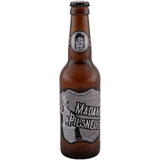 Μπύρα MADAME pilsneuer 5,5% vol. (330ml)