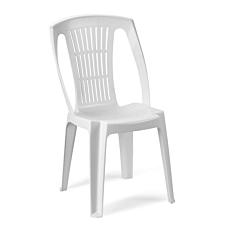 Καρέκλα stella λευκή 46x53x86cm