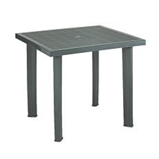 Τραπέζι πλαστικό πράσινο 80x75x72 cm