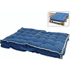 Μαξιλάρι καθίσματος για παλέτα με κρόσια 70x60x8cm